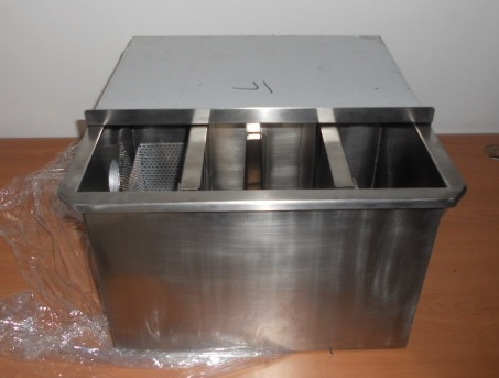 Grease Trap Stainless Steel