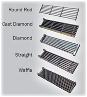 Floor Grating Stainless Steel