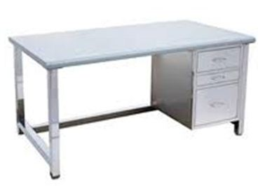 Work Table With Drawer Stainless